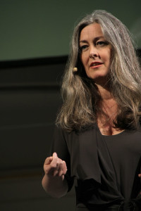Polly Higgins (EarthTalks)