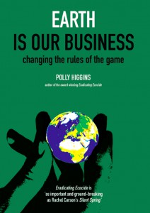 Earth is our Business bookcover
